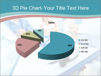 Вoctors and patient PowerPoint Templates - Slide 35