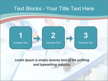 Вoctors and patient PowerPoint Templates - Slide 71