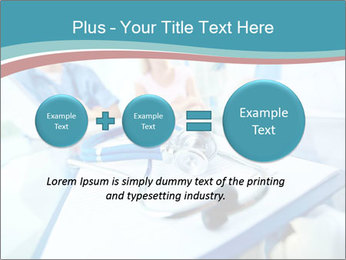 Вoctors and patient PowerPoint Templates - Slide 75