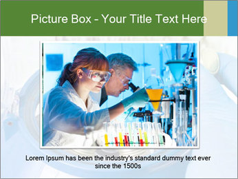 In laboratory PowerPoint Template - Slide 15
