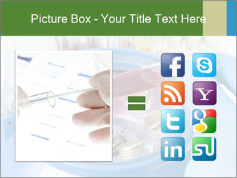 In laboratory PowerPoint Template - Slide 21
