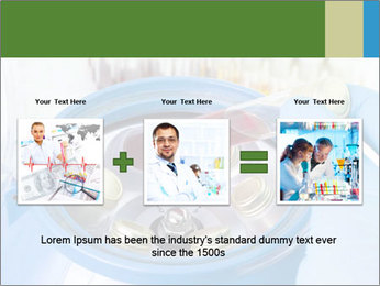 In laboratory PowerPoint Template - Slide 22