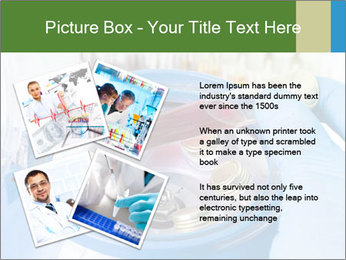 In laboratory PowerPoint Template - Slide 23