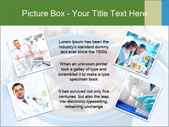 In laboratory PowerPoint Template - Slide 24