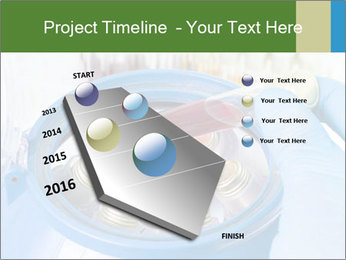 In laboratory PowerPoint Template - Slide 26
