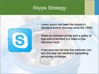 In laboratory PowerPoint Template - Slide 8