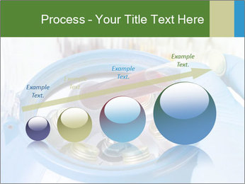 In laboratory PowerPoint Template - Slide 87
