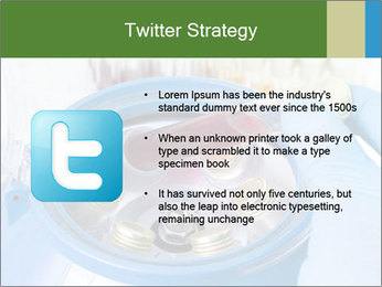In laboratory PowerPoint Template - Slide 9