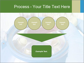 In laboratory PowerPoint Template - Slide 93