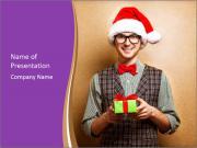 Christmas Santa PowerPoint Template