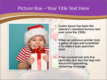 Christmas Santa PowerPoint Template - Slide 13