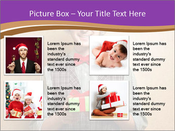 Christmas Santa PowerPoint Template - Slide 14