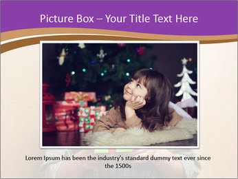 Christmas Santa PowerPoint Template - Slide 15