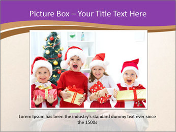 Christmas Santa PowerPoint Template - Slide 16