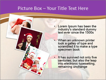Christmas Santa PowerPoint Template - Slide 17
