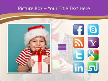 Christmas Santa PowerPoint Template - Slide 21