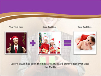 Christmas Santa PowerPoint Template - Slide 22