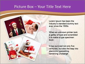 Christmas Santa PowerPoint Template - Slide 23
