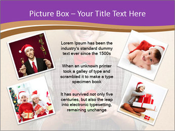 Christmas Santa PowerPoint Template - Slide 24