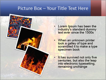 Easter fire PowerPoint Templates - Slide 17