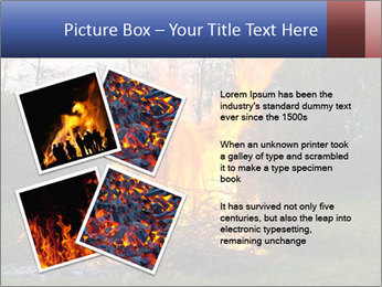 Easter fire PowerPoint Templates - Slide 23