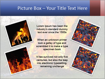 Easter fire PowerPoint Templates - Slide 24