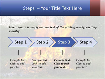Easter fire PowerPoint Templates - Slide 4