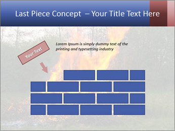 Easter fire PowerPoint Templates - Slide 46
