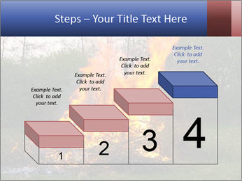 Easter fire PowerPoint Templates - Slide 64
