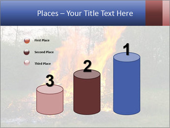 Easter fire PowerPoint Templates - Slide 65