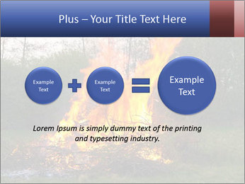 Easter fire PowerPoint Templates - Slide 75