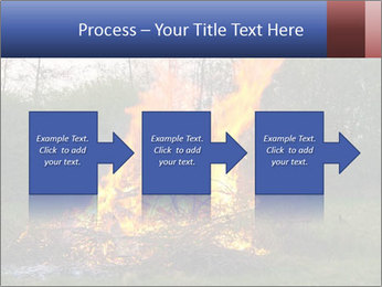 Easter fire PowerPoint Templates - Slide 88