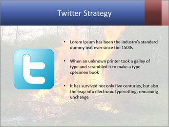 Easter fire PowerPoint Templates - Slide 9