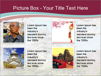 Japan PowerPoint Template - Slide 14