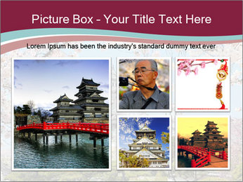 Japan PowerPoint Template - Slide 19