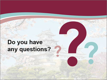 Japan PowerPoint Template - Slide 96
