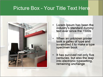The modern interior PowerPoint Template - Slide 13