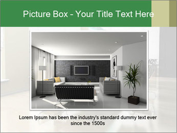 The modern interior PowerPoint Template - Slide 15