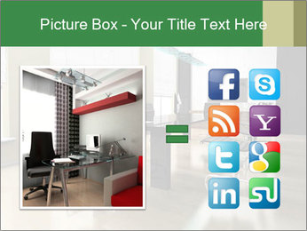 The modern interior PowerPoint Template - Slide 21