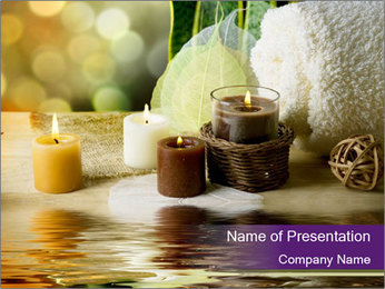 Spa PowerPoint Template