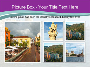 Colombia PowerPoint Template - Slide 19
