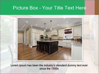 Kitchen PowerPoint Template - Slide 16