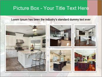 Kitchen PowerPoint Template - Slide 19