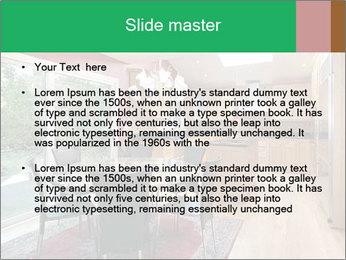 Kitchen PowerPoint Template - Slide 2