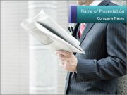 Businessman PowerPoint Templates