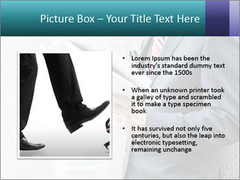 Businessman PowerPoint Template - Slide 13