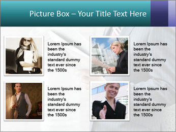Businessman PowerPoint Template - Slide 14