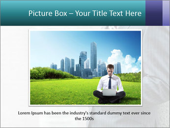 Businessman PowerPoint Template - Slide 15