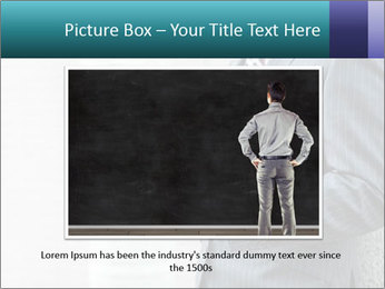 Businessman PowerPoint Template - Slide 16