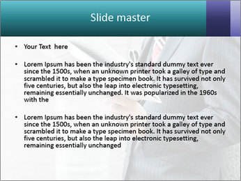 Businessman PowerPoint Template - Slide 2